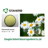 Apigenin Chamomile Antimicrobial Plant Extracts Manufactures