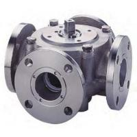 2062 Type Stainless Steel Ball Valve Flanged End 5 Way 150LB Pressure Manufactures