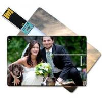 Large area Custom-made Full Color Plastic Credit Card USB Flasth Drive Manufactures