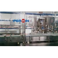 China Drop Bottle Filling And Plugging Capping Machine on sale
