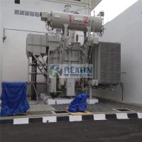 Multi Stage Transformer Oil Purifier Machine For Onsite Power Station Manufactures