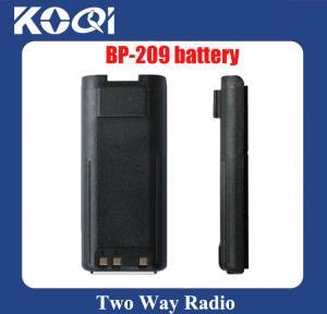NI-CD ICOM BP-209 Interphone Battery for IC-V8 IC-V82 Manufactures