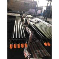 Length 1525 - 6000mm Threaded Drill Rod For Rock / Mining Drill Machinery Manufactures
