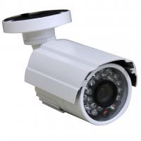 HLC / BLC Infrared Indoor Security Cameras Weatherproof With 3-Axis Bracket Manufactures