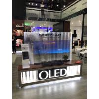 Quality See Through Digital Clear OLED Display / OEM Transparent OLED Signage for sale