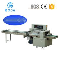 Sami Automatic Pillow Wrapping Machine / Fork Spoon Packaging Machine Manufactures