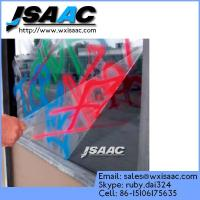 Classic safety film/transparent safety window glass film/12mil 16mil bullet proof security Manufactures