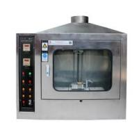 220V Fire Test Chamber ,  Ignitability Of Building Material Subjected To Direct Impingement Single - Flame Source Tester Manufactures