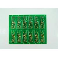 ENIG Finish 6 Layer PCB Multi Layer PCB Board High precision With IC Manufactures