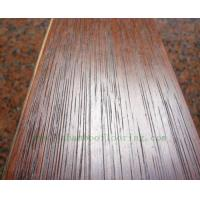 Stained and Hand Scraped Bamboo Flooring Manufactures