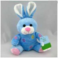 Personalized Stuffed Animals 8 inch Easter Bunny Plush Toy for Children Manufactures