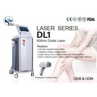 China Beauty machine 808nm Diode Laser permanent for hair removal machine on sale