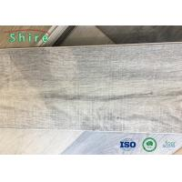 PVC Stone Patterned Waterproof Rigid Core Vinyl Plank Flooring Laminate Low Shrinkage Manufactures