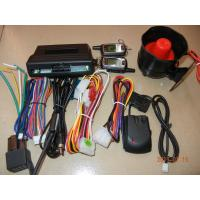 High Frequency 433.92 Mhz Lcd Screen Remote Auto Start Two Way Car Alarm System-Cr-2251 Manufactures