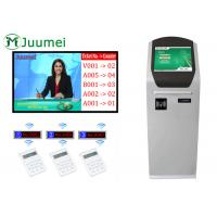 Bank Queue Management System Queue System Ticket Dispenser Multi Counters Manufactures