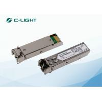 China CISCO 1000BASE-SX SFP Transceiver Module MMF 850nm DOM 1.25GE 1G on sale