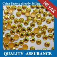 Buy cheap aluminum octagon Clothing hotfix studs,transfer octagon studs of hot fix for motifs 0825 from wholesalers