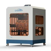 Three Dimensional Plate Type Large 3D Printer With Color Touch Screen Manufactures