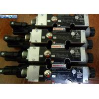 Pneumatic Rexroth Solenoid Valve With Integrated Electronics 4WREE 6E16-24G24K31-A1V-655