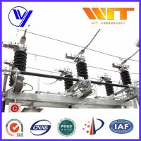 Quality GW4 40.5KV Substation Type Low Voltage Disconnector With Manual Operated for sale