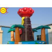 China 0.55mm PVC Inflatable Sports Games Advertising Rocking Wall for Kids and Adults wholesale