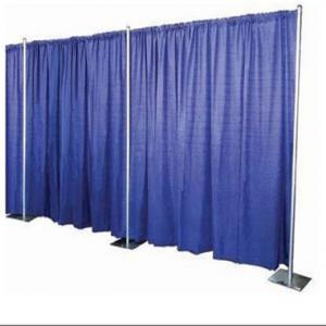public event Remote control motorized curtain rail system double curtain rod &rail Manufactures