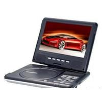 China 7 Portable DVD Player, TV Tuner with USB Port on sale