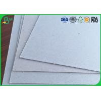 File Folders Grey Board Paper 300gsm To 1500gsm 700 * 1000mm Grade AAA Manufactures