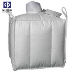 China Baffle FIBC Bulk Bags 1000KG Virgin Polypropylene Material 4 Side Seam Loops on sale