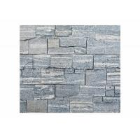 White Slate Cultured Stone Panels , Natural stone for exterior interior application Manufactures