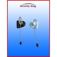 1.2m - 2.4m Range ABS Round Top EAS Tag , Bottle Anti Theft Magnetic Tags Manufactures