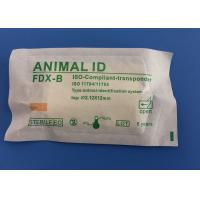 Animal ID Microchip Needle 134.2khz , ISO Standard Microchip With Injector