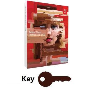 China Adobe Flash Professional CS6 Key on sale