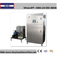 China TWJ Series Stainless Steel Made Continuous Chocolate Tempering Machine on sale
