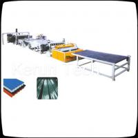 Smooth Surface Plate Plastic PVC Foam Board Machine 1220mm width Manufactures