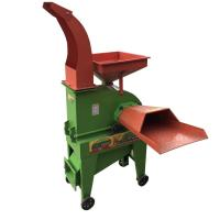 Fresh Grass / Corn Stalk Forage Chopper Machine For Agricultural Industry Manufactures
