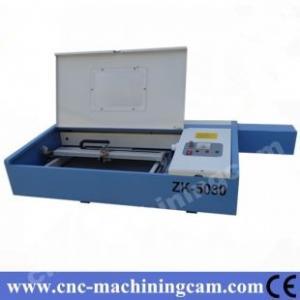 China mini laser engraving machine ZK-5030-60W(500*300mm) on sale