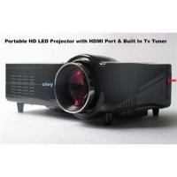 Lcd led projector built in tv tuner and hdmi port Manufactures