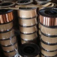 Mig Welding Wire SG2/Copper-coated Welding Wire with 0.6 to 2.0 Diameter and 15kg with a Spool Manufactures