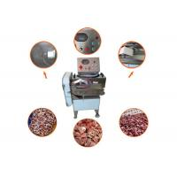 China Fast Food Industry Electric Meat Bone Cutter Capacity 500-800 Kg/H on sale