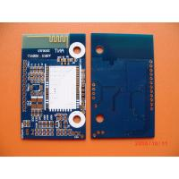 Blue Solder Mask Immersion Gold PCB Printed Circuit Boards for Bluetooth Manufactures