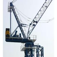Construction Tower Crane Luffing Tower Crane , Jib Length 40m Manufactures
