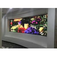 Security Indoor Led Video Walls for Surveillance Control Rooms and Military Command Centers Manufactures