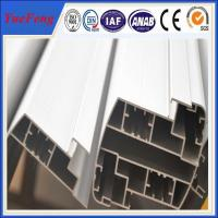 extruded aluminum angle profiles , angle aluminium extrusions for window door  connecting Manufactures