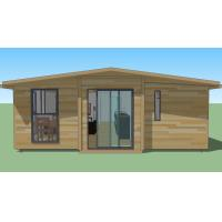 Personalized Prefab Expandable Container House With Good Sound Insulation / Waterproof Manufactures