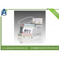 Buy cheap ASTM D5800 Non-Wood's Metal Noack B Volatility Analyzer for Engine Oil from wholesalers