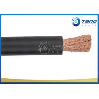 Copper Wire Rubber Insulated Cable , Double Insulated Cable 70mm2 120mm2 Manufactures
