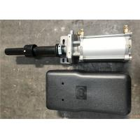 China Anti - Clamping Pneumatic Door Actuator Local Wedge Lock For Yutong Buses on sale