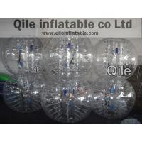 Human Bubble Ball Bubble Soccer Body Zorbing Manufactures