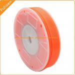 6mm Polyurethane orange smooth Round Belt for Ceramic glazing line poly cord 5mm